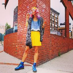 50 Most Stylish People of NY is out  guess who's number 18  @StyleCaster courtesy of @mrstreetpeeper - @chloenorgaard- #webstagram