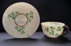 Irish tea cup