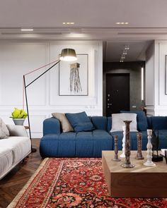 Apartment in St Petersburg 2 on Behance