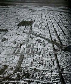 CD. DE MÉXICO ENTRE 1936 Y 1940