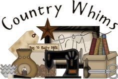 Country Whims.  Great site, great prices for craft supplies.