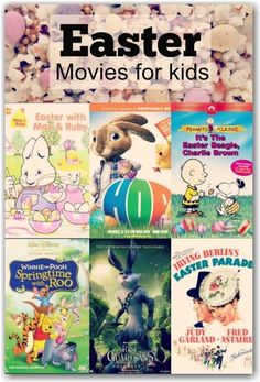 Easter Movies For Kids A Great Round Up Of Family Movies To Watch At Easter