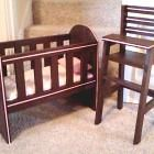 Ana White   Build a Doll High Chair   Free and Easy DIY Project and Furniture Plans