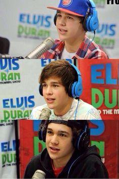 Awwww he's growing up D,: waaahhhhh why can't he just stay 17 grrrr 