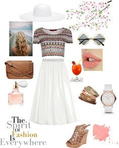 Figure type1 (narrow shoulders) by elenilor on Polyvore featuring Boohoo, Vionnet, Charles by Charles David, Dorothy Perkins, MARC BY MARC JACOBS, Wallis, Forever 21 and Guerlain