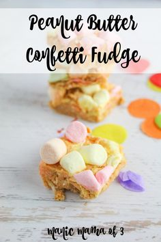 I am a huge fan of fudge and so are my kids. We make it for all sorts of occasions and sometimes just because. This Peanut Butter Confetti Fudge was seriously a just because type of fudge and it turned out amazing! I love to get my kids involved with anything that I can in …