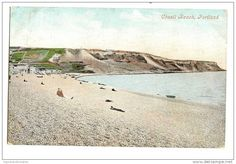 1906 Chesil Beach Portland Dorset Pc/cpa Used Castletown