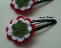 """""""Kép forrása: Found on breslo. Arts And Crafts, Diy Crafts, Republic Day, Felt Ornaments, Diy Clothing, Textiles, Crochet Baby, Hair Bows, Kids Toys"""