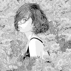 Aşkı, Sevgiliyi ve Yok Oluşu Anlatan 15 Şiir ve Pedro Tapa'dan Kadınsal İllüstrasyon Serisi Sanatlı Bi Blog 21
