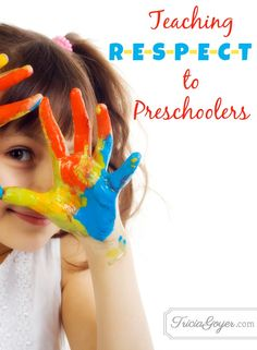 There are many important values that we need to teach our kids, but in my opinion one of the most challenging is teaching respect. Actually, it's more than just teaching our children what respect is, it's training them to be respectful … and that's where the problem lies.