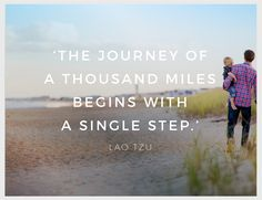 Inspirational Quote of the week 'The Journey of a Thousand Miles Begins with a single Step.' by Lao Tzu Weekly Inspirational Quotes, Inspiring Quotes, Monday Inspiration, Quote Of The Week, June, Travel, Life Inspirational Quotes, Viajes, Inspring Quotes