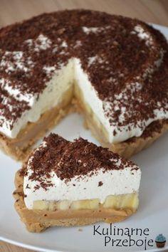 Ciasto Bananowa randka – bez pieczenia – nieco pracochłonne, ale pyszne ciasto z bananami i winogronami, a do tego ta warstwa jogurtowa – no po prostu – mniam! :) Podane niżej składniki dotyczą blaszki o wymiarach 25cm x 25cm.Więcej przepisów na ciasta bez pieczenia znajdziecie tutaj: Ciasta bez pieczenia – przepisy Inspiracja do przepisu pochodzi […]