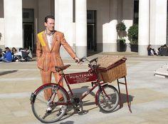 London Tweed run April 2011 (12)r by Funny Cyclist, via Flickr