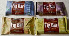 Mmm....check out my review for Nature's Bakery Fig Bars! Delicious treat for on the go!