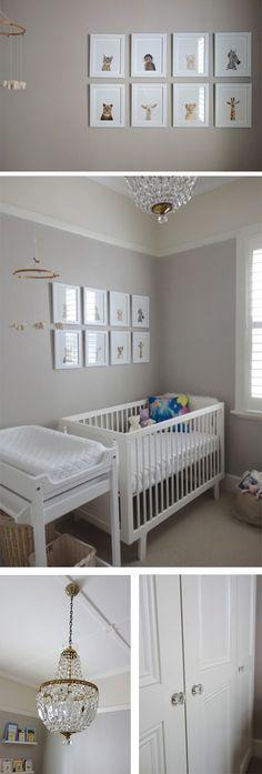 Nursery Design: Eliza Rose.