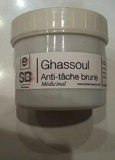 Ghassoul Anti-tâche brune