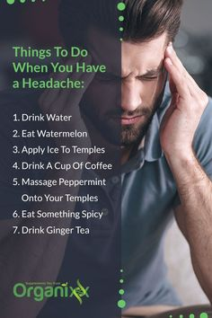 Did you know the most common type of headache is the tension headache? It's estimated that between 80 - 90% of the population suffers of tension headaches. For more fantastic health tips and hacks please follow the link through!