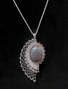 Risultati immagini per bobbin lace jewellery Bobbin Lacemaking, Bobbin Lace Patterns, Wire Crochet, Lace Jewelry, Jewellery, Lace Heart, Linens And Lace, Needle Lace, Lace Making