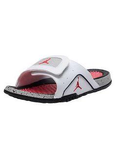 #FashionVault #jordan #Men #Footwear - Check this : JORDAN MENS White Footwear / Sandals for $49.99 USD