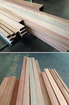 4-zijdig geschaafd hout | Alle houtsoorten en bewerkingen | Houtindustrie Veteka