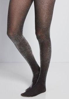 7a1a98f4e Mantyhose Çorap Lurex Tights High Gloss Tights Sapatos De Brilho