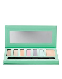 Top Pick: Barry M Summer Love Palette - I heart this colour palette for summer make-up inspo – with six soft pastel eye shadow shades, you can't go wrong. Oh, and it's in sale ;) http://asos.to/1x6Ip76