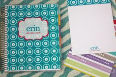 Feliz Means Happy- In depth review of the Erin Condren Life Planner 2014.
