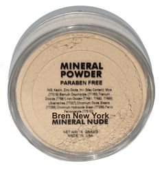 Mineral Nude Loose Foundation Powder Paraben Free Exceptionally lightweight Mineral Loose Powder for long lasting coverage with a luminous glow. Helps reduce the appearance of fine lines while promoting a radiant, natural glow. Mineral Foundation, Powder Foundation, Mineral Powder, Loose Powder, Natural Glow, Radiant Skin, How To Apply, How To Make, Makeup Cosmetics