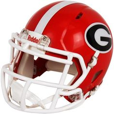 Riddell Georgia Bulldogs Speed Mini Helmet | Sports | Georgia Bulldogs Fan Gear