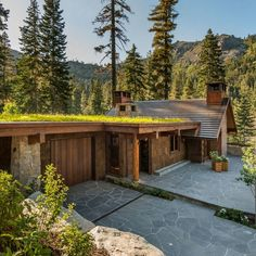Hazel's Hideaway was once the summer residence of the 1940's Hollywood actress, Hazel Court Taylor. Modernizing the function, enhancing the experience of nature, and paying homage to Hazel's glamorous yet rugged spirit was paramount to the vision for this home. OOE Design