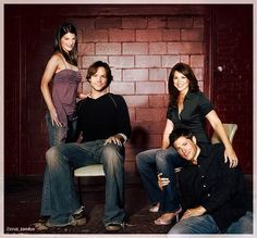 Friends: the Padaleckis and the Ackles