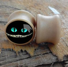 Jack & Sally Twas  woond plugsear plugs body by zhbracelet on Etsy, $13.99