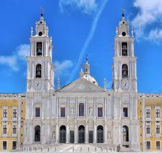 Convento_De_Mafra by Maria Clara Eusebio Rodrigues   PODIUMFOTO