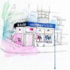 Blule - A Dream Come True - Come and say hi!