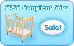 Our Infant class could use 3 CPSC Compliant Cribs
