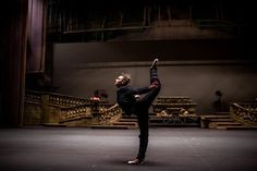 """fuckyesballet: """"Sara Mearns at the David H. Koch Theater at Lincoln Center, where she danced the role of the Fairy Carabosse in New York City Ballet's """"The Sleeping Beauty.""""Photo by Natalie Keyssar for the New York Times. """""""
