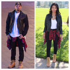 Celebrity inspired : The Look for Less x Chris Brown  #mysisterslookbook #outfits #lotd #ootd #ootn #wiwt #fashionbloggers #whatiwore #chrisbrown #teambreezy #flannel #timberlands #loyal #forever21 #hm #maxxlife #contest #tjmaxx @chrisbrownofficial