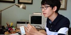 15-year-old Kenneth Shinozuka, whose grandfather has advanced Alzheimer's, has invented a pressure sensor that when worn on the bottom of the foot or with a sock can send an alert to a caregiver's smartphone.