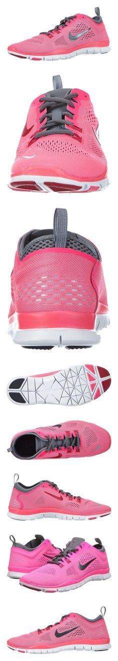 $99.99 - Nike Women's Free 5.0 Tr Fit 4 Hypr Pnk/Drk Gry/Cl Gry/Wlf Gr Training Shoe 7 Women US #shoes #nike #2006