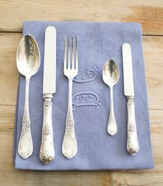 "12 people ""Boulanger"" cutlery"