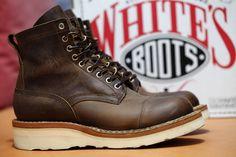 White's Boots (Semi-dress)