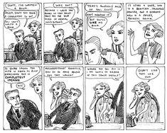 Crazy Fitzgeralds - Hark, A Vagrant