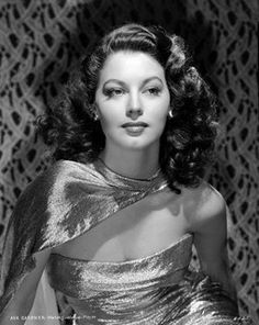 "Ava Gardner on Howard Hughes  ""I didn't know anything about him. I didn't know about his reputation or his great wealth or his thing about airplanes and jetting around the world.  I just knew that as soon as I got divorced from Mickey, Howard entered my life and I couldn't get rid of him for the next fifteen years, no matter who I was with or who I married."