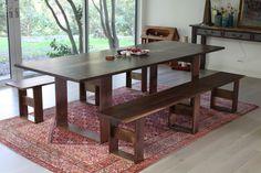 Love this rug.  ~houzz - Offerman Woodshop - other - offermanwoodshop.com