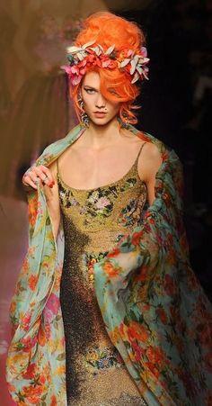 Jean Paul Gaultier~ Haute Couture |