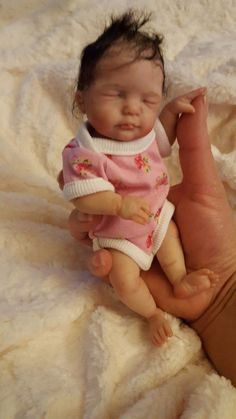 9358eb0c4 34 Best Polymer clay reborn babies mini images