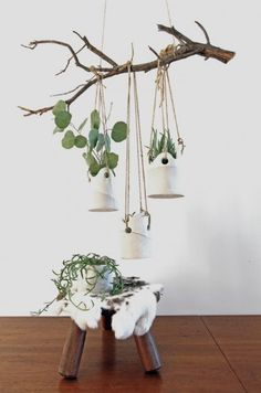 High Quality Yesterday We Posted On The Woven Lamps By Tracy Wilkinson Of TW Workshop;  Today Weu0027re Admiring Her Hanging Ceramic Vases. Her Hanging Ceramic Vases  Are