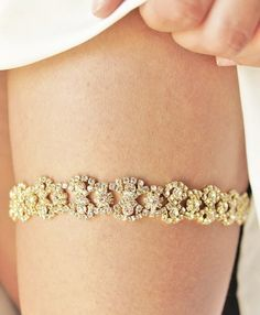 Description Wedding Garter Set Bridal Lace Ribbon And Rhinestone Made Of This Delicate Is Floral Swaro