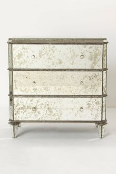 mirrored dresser let us reflect on the many ways to use this set of dappled glass drawers for stashing antique scarves holding placemats and