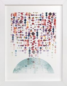 Modern Spectrum by Amy Moen at minted.com